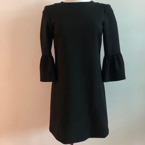 Zara | LBD | Bell sleeve | XS